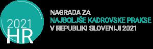 Nagrada za najboljše kadrovske prakse v Republiki Sloveniji 2021